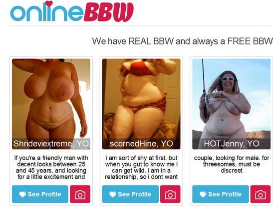 BBW online - Fat Babes Gallery