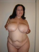 Chubby Mature Shapes - Chubby Mature Lady