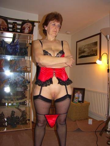 Fabulous hotties - Chubby Mature Lady